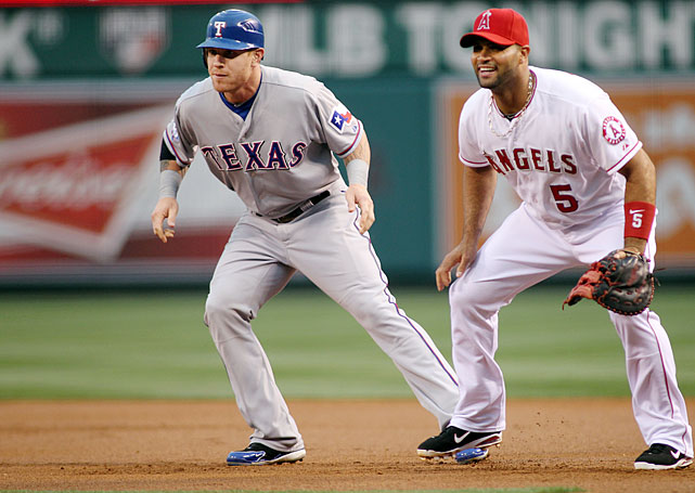After spending the past five years with the Texas Rangers, perennial All Star Josh Hamilton signed a five-year, $125 million deal with Texas' AL West rival the Los Angeles Angels. It was the second year in a row that the Angels had signed a former MVP slugger, with Hamilton joining Albert Pujols on Los Angeles' lineup. The big-money move left former Angels outfielder Torii Hunter feeling angry. ``I was told money was tight but I guess the Arte had money hidden under a Mattress. Business is business but don't lie,'' Hunter tweeted.