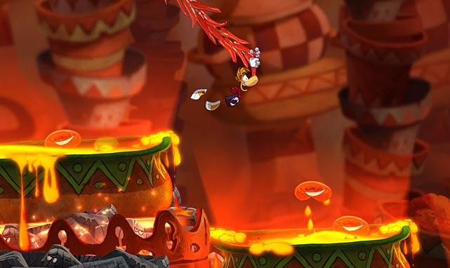 Rayman Origins was one of 2011's best games for the Xbox 360 and PS3. The Vita version doesn't disappoint with 60 levels of fun and challenging side-scrolling platform goodness. The game looks amazing and the integration of touch controls works pretty well. The only knock on Rayman Origins is the lack of multiplayer gaming, which seems like a big miss on the online-friendly Vita. Rayman Origins has a ghost mode where you can challenge your best times, but that's just not the same as playing this great game with other people.  Score: 9 out of 10