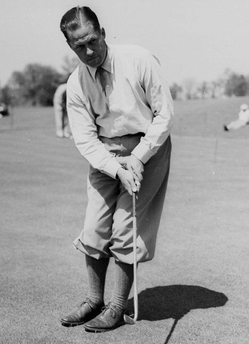 One of the greatest golfers of all time, Jones graduated from Harvard in 1924 with a degree in English Literature.