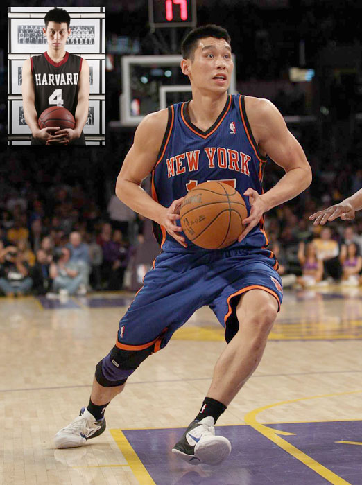The former Harvard star (who didn't have single athletic scholarship offer out of high school) was a global sensation with the Knicks in 2011-12, when he came out of nowhere to average 18.2 points and 7.7 assists in 25 starts.