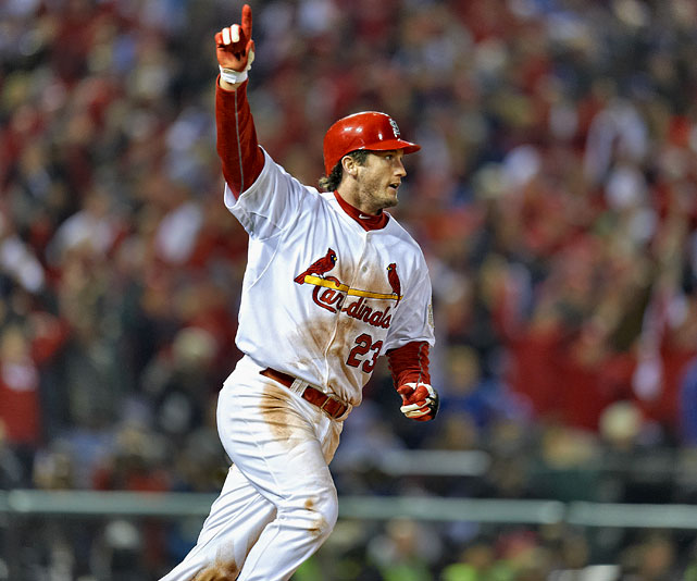 Freese isn't going to sneak up on anyone after winning the World Series MVP, but if you didn't know who he was before the playoffs, you missed an awfully strong regular-season performance, albeit in part-time duty. The postseason hero hit .297/.350/.441 with 10 homers in 333 at-bats. Now he'll be the Cardinals' everyday third baseman, and he'll be asked to help fill the enormous void left by Albert Pujols. That means a middle-of-the-order spot in the lineup, something rare of a third baseman going after the 160th pick in an average draft. He's currently the 13th ranked third baseman by ADP, including Miguel Cabrera and Hanley Ramirez. That makes him a superior late option at the hot corner.