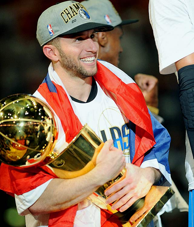 After a stint in the D-League, the diminutive Barea carved out a niche as the Mavericks' backup point guard, using his signature speed and playmaking to help propel Dallas to the 2011 title. The former Northeastern standout signed a four-year, $18 million contract with Minnesota during the 2011 offseason.
