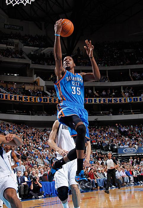 F, Oklahoma City Thunder Third All-Star nod