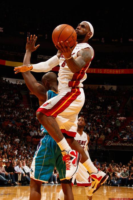 F, Miami Heat Eighth All-Star nod