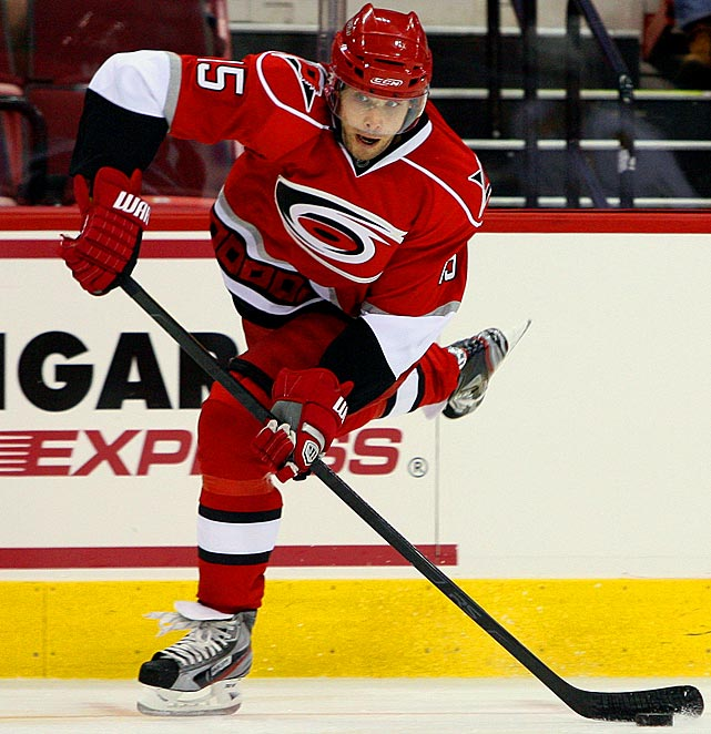 One of the most oft-mentioned names on the trade block, Ruutu, Carolina's leading goal scorer, recently told Hurricanes GM Jim Rutherford that he wanted to stay and a contract extension is reportedly in the works. The physical, versatile forward is earning $4.4 million this season. Trading him will be complicated by the upper body injury that is expected to sideline Ruutu for three weeks.   CLICK HERE   for Stu Hackel's team by team roundup of trade deadline needs and rumors.