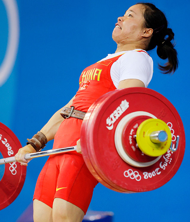 The introduction of women's weightlifting has boosted China's recent rise in the overall medal standings. Chinese women have won at least three weightlifting medals at every Games, and China has won the weightlifting medal tally every Olympiad since Sydney. Chen came out of retirement to win golds in 2004 and 2008.