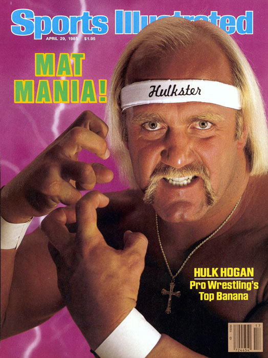 On Sunday, the WWE will present its annual WrestleMania card at the MetLife Stadium in East Rutherford, N.J, highlighted by John Cena taking on The Rock. As fans prepare for this epic showdown, SI takes a look at pro wrestling in the 1980s, including some never-before-seen pics from award-winning photographer Walter Iooss Jr.