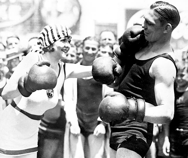 Middleweight champion 1923-26. Pro record: 105 wins, 48 KOs, eight losses, three draws, 170 no-decisions.