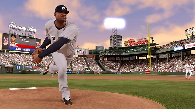 Loading up Sony's baseball simulation every year is like going back to the ballpark for the first time each season. This game looks so good it can give the most cynical baseball fan chills. But photorealistic graphics are everywhere in sports gaming. MLB 12 The Show stands out for bigger and better reasons. First up, cross platform saves. If you have a Vita, you can start a franchise on your console at home, save it, then resume gameplay on the road. It's extremely expensive when you consider what's involved (you'll need a PS3, a copy of the game for the PS3, a Vita and a copy of the game for the Vita), but it's definitely worth the investment if you've already got both a PS3 and a Vita and you can't be away from baseball for more than a few minutes at a time.  Pulse Pitching has gotten rid of the throwing meter baseball gamers have grown accustomed to on the mound. Now you have to time your pitches in relation to a growing and expanding pulse meter. It keeps the timing mechanism you're used to, but tweaks it just enough to add a new challenge to every at-bat. The Move motion controller enjoys an expanded role in fielding and pitching this year. Throwing fits naturally with the Move, but moving as a fielder can get tricky. The Move's sensitivity can also be a bit finicky in a game that requires split-second decisions. Besides, this is baseball -- do you really want to be getting any exercise while you're playing?  Instead of just focusing on a lot of minor updates to graphics and gameplay modes, Sony added completely new functionality we haven't seen before. The result feels like a totally new baseball game that any serious sport gamer will want in their collection.   Score: 9 out of 10