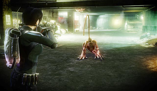 Operation Raccoon City is the latest Resident Evil game from the folks at Capcom. It's a standard third-person shooter that drops you into the Resident Evil storyline near the beginning as a member of the Umbrella Corp. special ops group. The single player campaign lines up waves of soldiers, zombies and other monsters to shoot through, but brutal teammate and opponent AI combined with wonky camera angles and questionable damage detection completely erodes the action. Making matters worse, the graphics and environments are drab, generic and repetitive. The game is probably at its best when you play the campaign co-op or one of several decent multiplayer modes. Operation Raccoon City will disappoint longtime fans of the series, and offers little to inspire shooting game enthusiasts not familiar with the canon.  Score: 5 out of 10