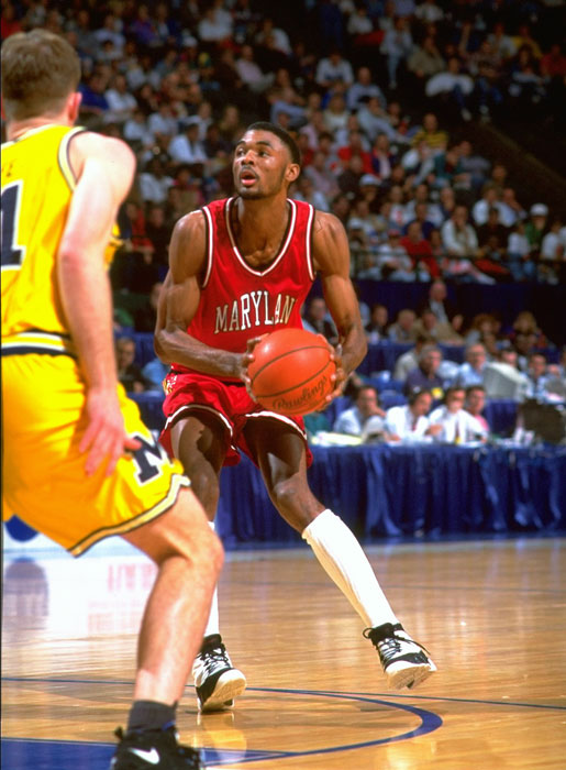"The former Maryland leaper whose name sounds like ""X-ray Hip,"" started all four years, from 1992-96, and averaged 11.3 points, 4.0 rebounds and 2.7 assists per game as a Terp. After school he played for the Harlem Globetrotters.  Here are some other sports figures with some incredible -- mostly incredibly amusing -- birth names."