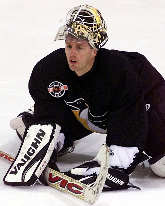 The former NHL and Canadian National team goaltender has awkward last name.