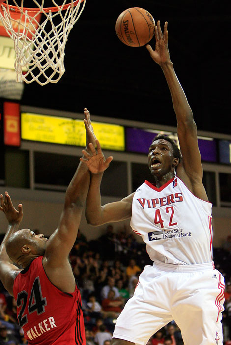 The highest drafted player ever to be sent to the D-League, the 2009 No. 2 overall pick spent parts of his first two seasons in the league, playing six games for both the Dakota Wizards and the Rio Grande Valley Vipers.