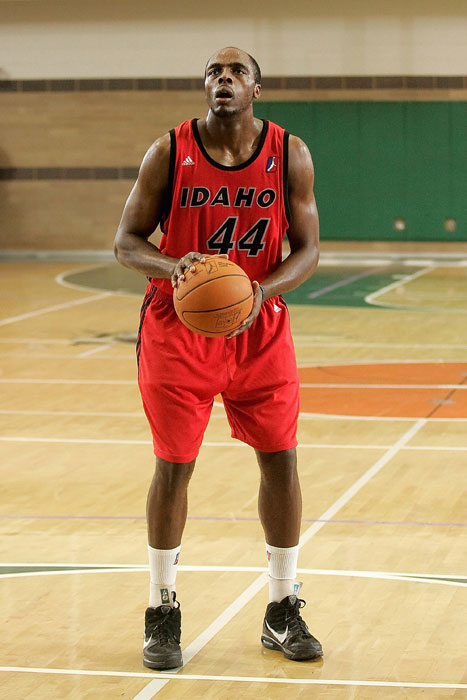 Currently a power forward for the Hawks, Tolliver toiled in the D-League for parts of three seasons, playing for Iowa in 2007-08, Austin and Iowa in 2008-09 and Idaho in 2009-10.
