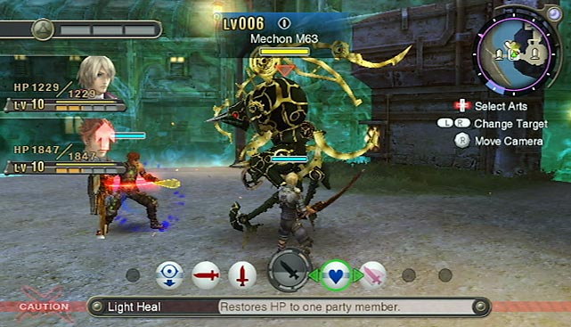 Japanese role-playing games have had it tough this console generation, but Xenoblade Chronicles avoids most of the worst elements of the genre to deliver a standout experience. The main character, Shulk, wields a gigantic blade called the Monado against an enemy out to destroy the world. The game's open world is home to hundreds of quests, ranging from the standard FedEx fetch to a robust main storyline. There's an astounding amount of gameplay here and, if anything, the game suffers from too much to do and not always enough guidance for mastering the variety of options that it offers. The presentation and voice work is strong for a Wii game, but it's hard not to wish that it appeared on a console with more juice under the hood. JRPG fans, however, will love it.Score: 8 out of 10