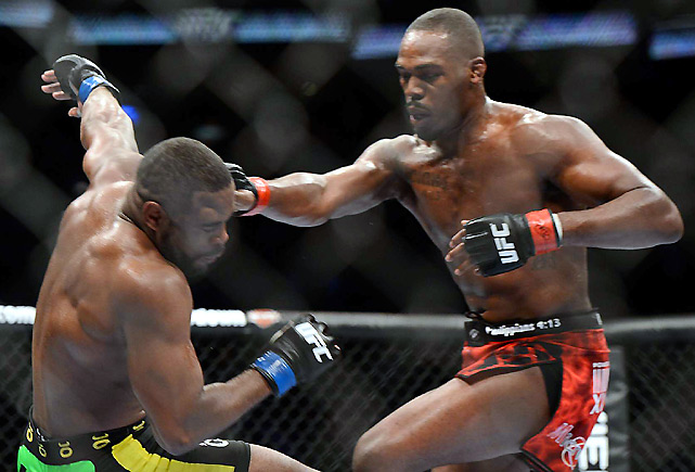 Jones ultimately proved to be the superior fighter, improving to 16-1 after his third successful title defense.