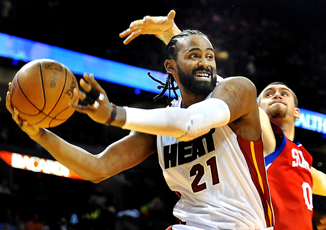 Turiaf has been donning these same cornrows for years.