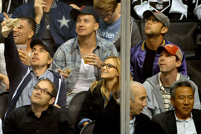 May 17, 2012 at Staples Center in Los Angeles  Phoenix Coyotes vs. Los Angeles Kings  Game 3 of the Western Conference Final
