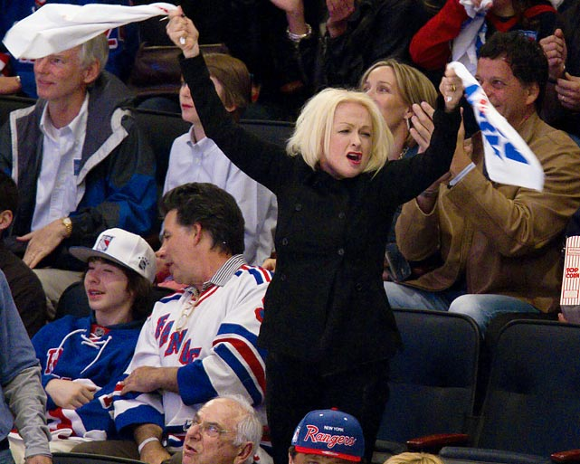 May 12, 2012 at Madison Square Garden in New York  Washington Capitals vs. New York Rangers  Game 7 of the Eastern Conference Semifinals