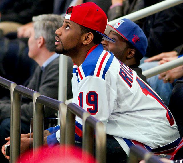 April 26, 2012 at Madison Square Garden in New York  Ottawa Senators vs. New York Rangers  Game 7 of the Eastern Conference Quarterfinals
