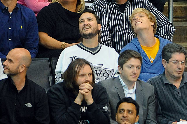 May 3, 2012 at Staples Center in Los Angeles  St. Louis Blues vs. Los Angeles Kings  Game 3 of the Western Conference Semifinals