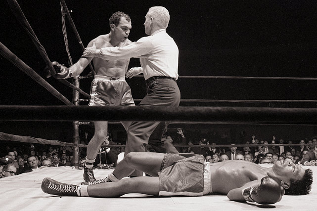 A champion at lightweight and junior welterweight during the 1950s and '60s, the fearless Ortiz fought the top opposition in both divisions -- often on their home soil.