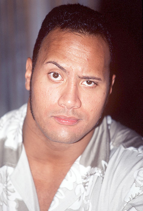 The rock 1993
