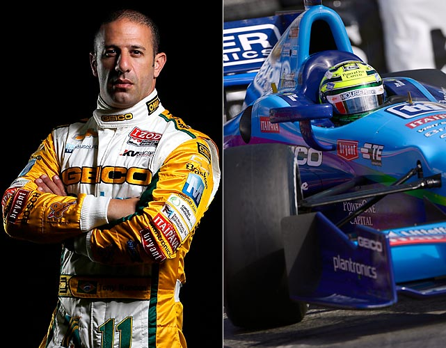 The Brazilian veteran is a 2004 IndyCar Series champion who has the dubious honor of being the best driver in the series who has never won the Indy 500. The driver for KV Racing has 15 career wins (14 in IndyCar) and two podium finishes (third in 2003, second in 2004), four top-five and five top-10 finishes in 10 Indy 500 starts. He put on a thrilling show in 2010 when he started last in the 33-car field but passed seven cars before Turn 2 on the first lap. He raced as high as second place late in that race before having to pit for fuel with just a few laps remaining. He was loudly cheered by the fans after that race for his incredible performance and Kanaan was emotional afterwards calling it one of the greatest races of his career. Kanaan finished fourth last year and is always a threat to be up front in the Indy 500. He starts in the middle of Row 3 after qualifying eighth with a four-lap average of 224.751 mph in a Dallara/Chevrolet.