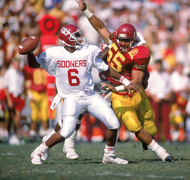 Junior Seau died on May 2 of a reported self-inflicted gunshot wound. The San Diego native played three seasons at USC before joining the Chargers with the fifth overall pick in the 1990 NFL Draft. After 13 seasons with San Diego, Seau played three seasons with the Dolphins before finishing his career with the Patriots. In 20 NFL seasons, Seau played in 12 Pro Bowls, two Super Bowls and retired with 56.5 career sacks and 1,849 tackles. Here are some classic photos of the Chargers legend.