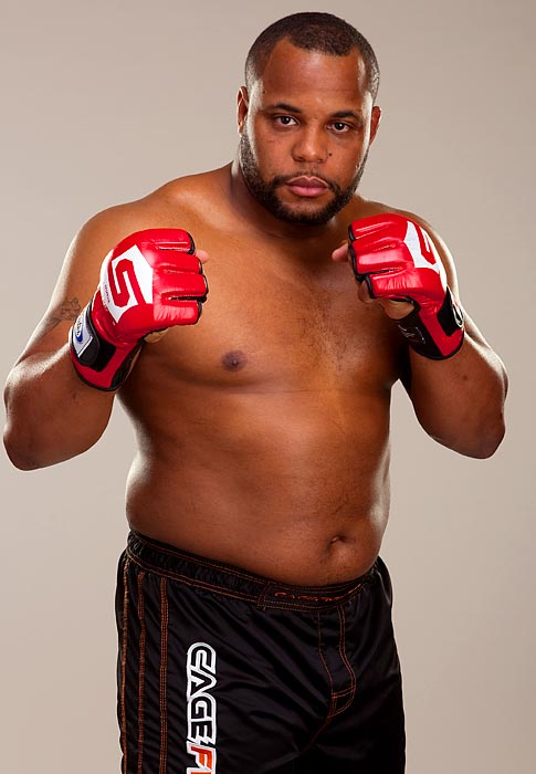 Josh Barnett and Daniel Cormier (pictured) will square off in the final of the Strikeforce Heavyweight Grand Prix tournament on Saturday, May 19, in San Jose. Cormier enters with a 9-0 record.