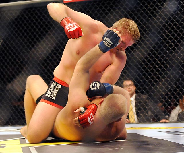 Barnett barely broke a sweat in defeating Sergei Kharitonov in the semifinals.
