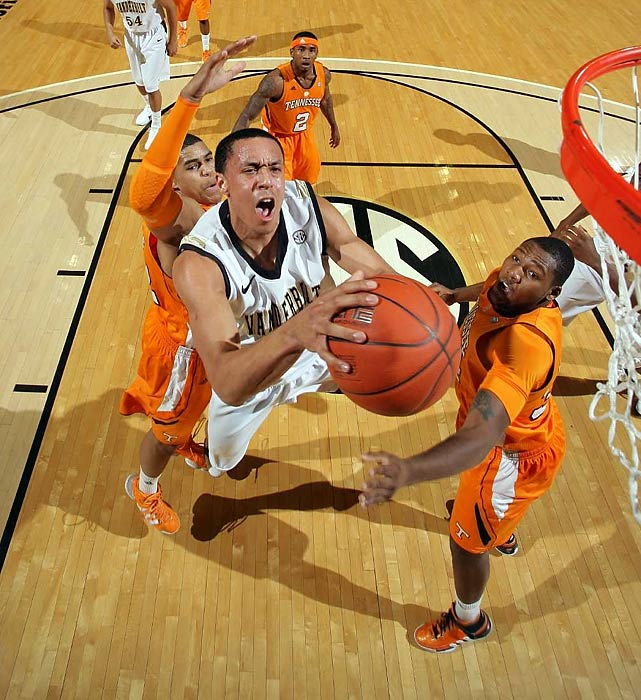 Jenkins joins small forward Jeff Taylor and center Festus Ezeli in giving Vanderbilt three potential first-round picks. Shooting is his strength: Jenkins hit 43.8 percent from three-point range in college, helping him average 19.5 points as a sophomore and 19.9 points as a junior. Whether Jenkins can become a more well-rounded player remains to be seen.