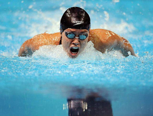 At the 2012 London Olympics, Coughlin will try to surpass Jenny Thompson's 12 Olympic medals to become the most successful American female swimmer in history. The 2005 Cal-Berkeley graduate owns 11 Olympic medals -- three gold, four silver, and four bronze. She has medaled in every Olympic event she's entered.  At the 2008 Beijing Games, Thompson became the first woman in Olympic history to win back-to-back gold medals in the 100-meter backstroke.