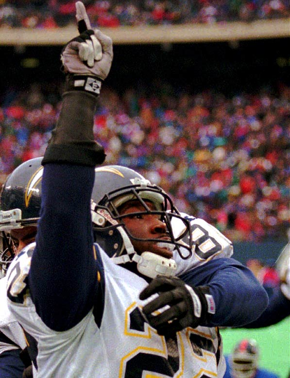 Rodney Culver, a San Diego Chargers running back, was among the 110 killed in the Florida Everglades when a ValuJet crashed.