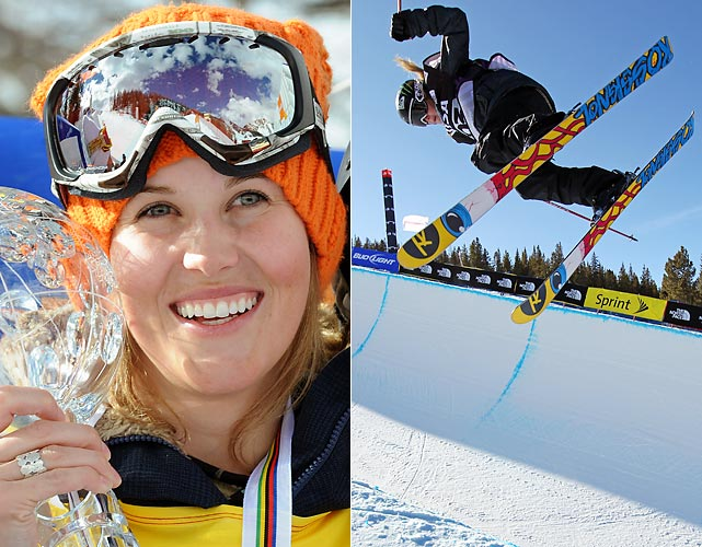 Top superpipe skier Sarah Burke died nine days after crashing during a training run in Park City, Utah. The four-time Winter X Games champion was considered one of the pioneers for her sport, and she worked to get her event into the Winter Olympics program. Oddly, the halfpipe on which she crashed was the same halfpipe Kevin Pearce crashed on just over two years ago.