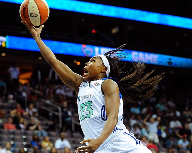 Cappie Pondexter and the rest of the New York Liberty are building upon a solid foundation built in 2011. After leading the Liberty in points and assists per game, Pondexter will be the cornerstone of the 2012 team.
