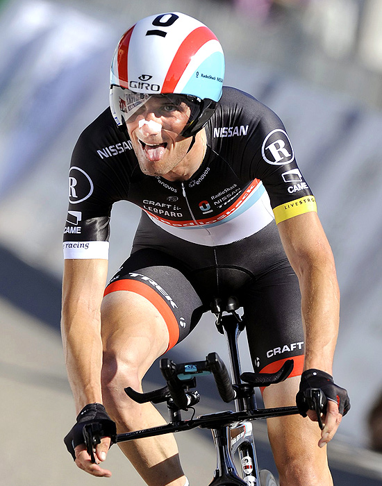 Schleck, who took third behind Cadel Evans and younger brother Andy Schleck in last year's Tour de France, returns for another year eyeing the yellow jersey. His team will be without his brother Andy, who pulled out after a pelvis fracture sustained in the Criterium du Dauphine.
