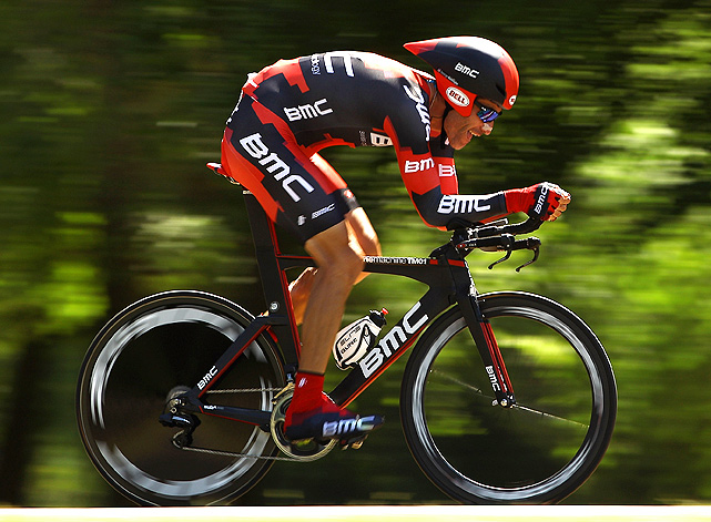 Hincapie, the most recent American to wear the yellow jersey in the Tour, will become the first ever cyclist to start the Tour de France 17 times. This year, he'll help teammate Cadel Evans defend the yellow jersey.