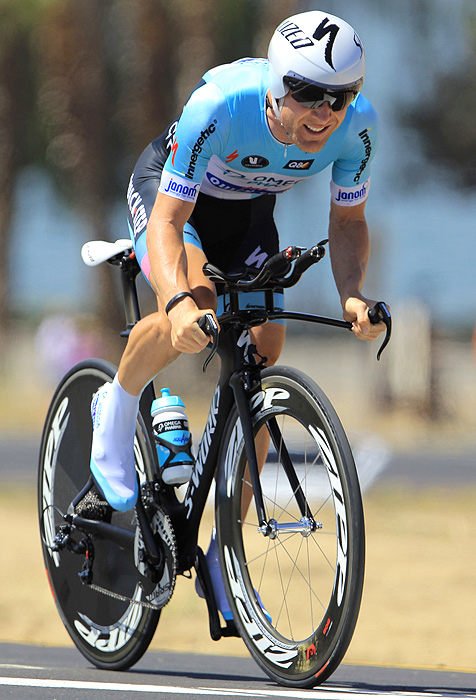 The American veteran, with strong time trial races, is always a threat in longer stage races. He's finished in the top ten at the Tour de France four times, and made the podium in 2007.