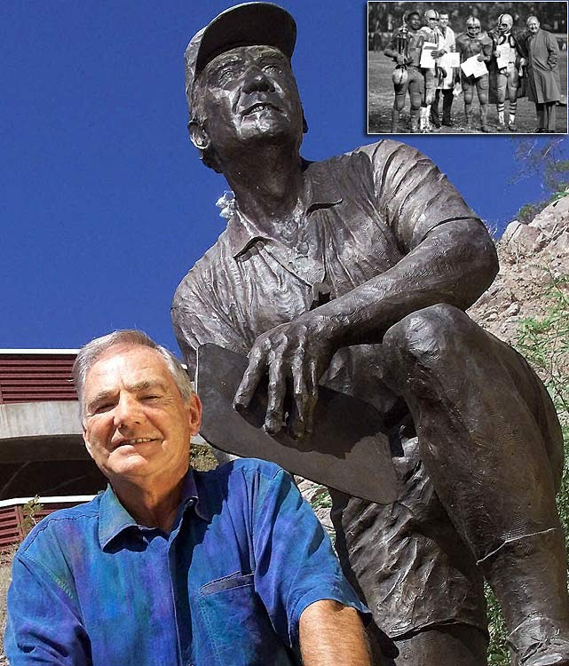 Frank Kush twice led the Sun Devils to undefeated seasons, but the WAC was so lightly regarded that ASU was ranked sixth in 1970 and second in 1975. Both times, the Sun Devils were the only team that won every game they played.
