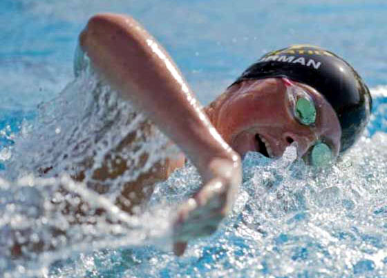 Having just completed his freshman year at Capistrano Valley High, Norman made the USA Swimming Top 10 list for several events, including the 500 free and 1,000 free for boys age 14, and the 500 free for boys age 15. Just 14, Norman became the eighth swimmer in U.S. history under the age of 15 to break 16 minutes in the men's 1,500 freestyle, which he did at the Missouri Grand Prix earlier this year.
