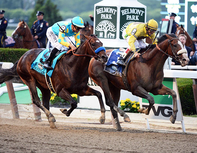 ''He ran his guts out,'' he said, referring to Paynter, who was making just his fourth career start. ''I'm very disappointed we opened the rail for (Union Rags).''