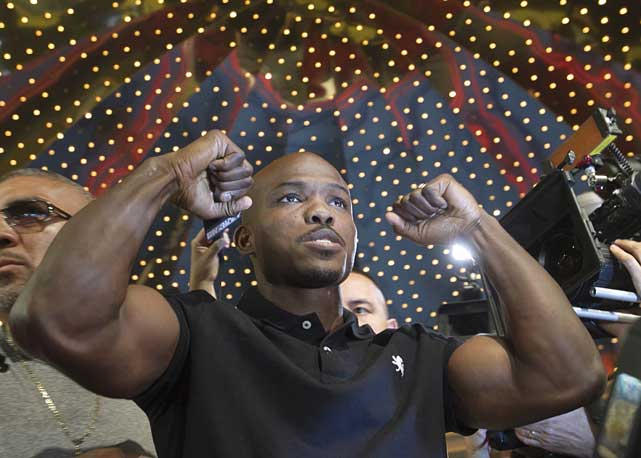 Bradley is No. 8 in SI.com's most recent pound-for-pound ratings, while Pacquiao is No. 2.