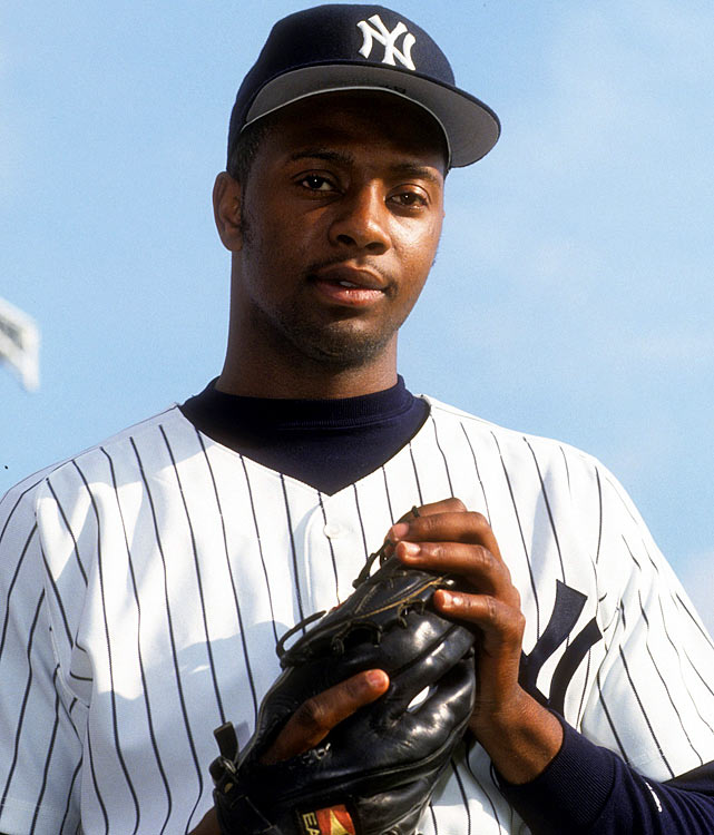 When he was taken first in the 1991 draft by the Yankees, Taylor was declared by some to be the greatest high school pitching prospect of all-time. He averaged well over two strikeouts per inning and his fastball got up around 100 mph. It took $1.55 million for the Yankees to secure his services. Early on in his minor league career, Taylor showed those flashes which led to his top selection. In his first two seasons, he struck out 337 in 54 starts between A and AA. However, in the 1993 off-season, Taylor was involved in a fight which ruined his pitching arm and required serious surgery. He was never the same. In 1996, Taylor, who had once been <italics>Baseball America</italics>'s top-ranked prospect, posted an 18.73 ERA over nine starts, walking 43 in 16 innings. The next season, he put up a 14.33 ERA with 52 walks in 27 innings. Taylor's career ended in 2000 following an unsuccessful season at A-ball in the Indians organization, making him the second top pick to never reach the majors. Among the players on Cleveland's roster that year was a hitting star who had also gone in the first round in 1991 and, as a New York native, might have been attractive to the Yankees: Manny Ramirez.
