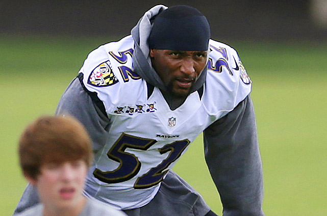 With Terrell Suggs out with an Achilles injury, the Ravens defense, led by veteran Ray Lewis, will enter the camp hoping to remain among the best in the league.