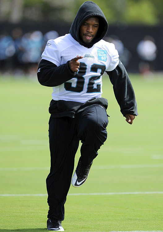 After finishing 5-11 last season, the Jaguars can ill-afford to have Maurice Jones-Drew, the league's leading rusher in 2011, miss camp in Jacksonville over his continued contract squabble.