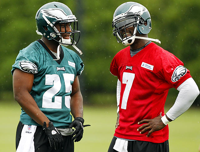 """The Eagles' """"Dream Team"""" failed to live up to all of the offseason hype last season.  Michael Vick and LeSean McCoy will try to begin the task of making amends when camp convenes at Lehigh University."""