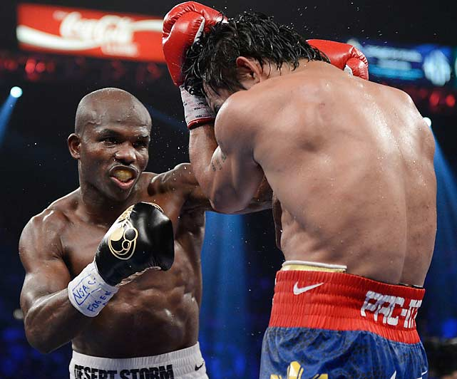 Bradley improved his record to 29-0 with the win and as per his contract stipulates, will give Pacquiao a rematch later this year.
