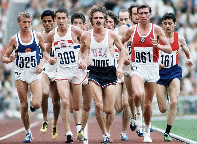 In Munich, at the 1972 Summer Games, Pre took the lead in the 5,000 meters with a mile to go. But his hard-charging style wasn't made to last ...