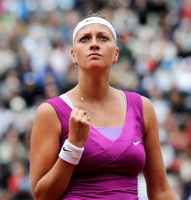 Kvitova's year has been hampered by injuries. Coming into 2012, she was considered a likely candidate to plant herself atop the rankings. The world No. 4 had a tough road to the semis, where she lost to Maria Sharapova.